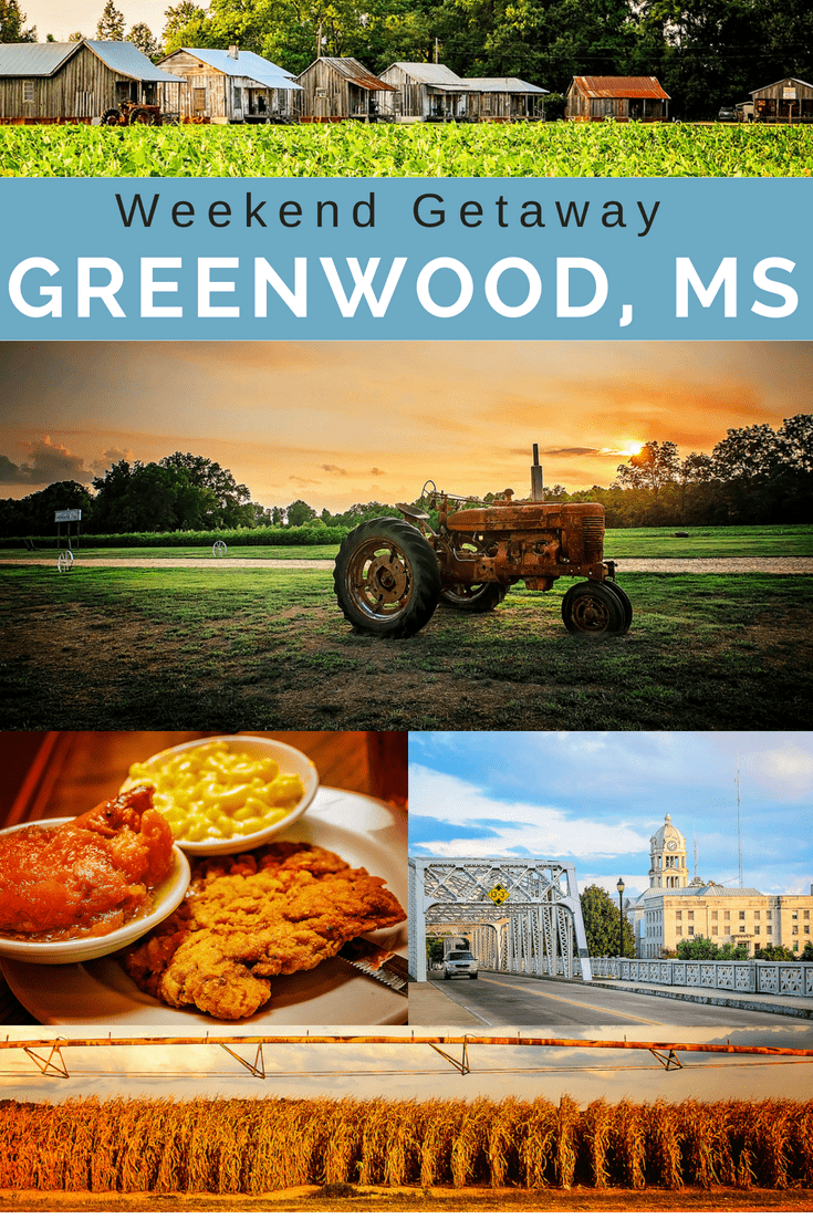 Greenwood, Mississippi destination guide