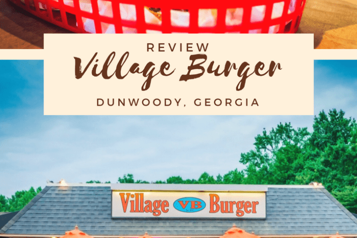 Review: Village Burger cheeseburger