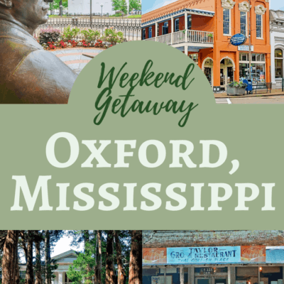 48 Hours in Oxford, Mississippi